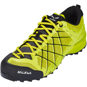 Salewa Wildfire Shoes Men Cactus/Black Out